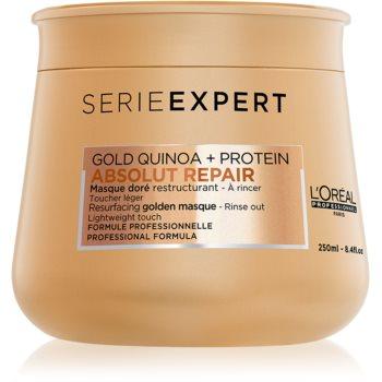L'Oréal Professionnel Serie Expert Absolut Repair Gold Quinoa + Protein regenerační maska pro poškoz