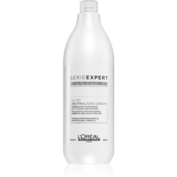 L'Oréal Professionnel Serie Expert Silver ingrijire par neutralizeaza tonurile de galben