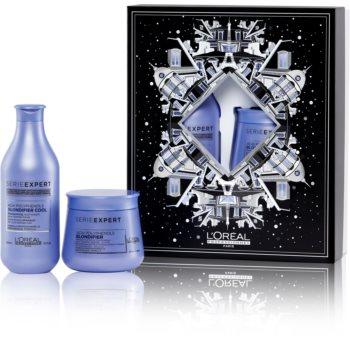 L'Oréal Professionnel Serie Expert Blondifier set cadou (pentru parul blond cu suvite) imagine