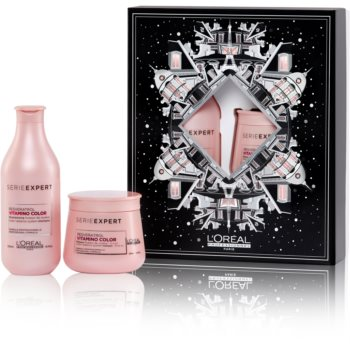 L'Oréal Professionnel Serie Expert Vitamino Color Resveratrol set cadou (pentru pãr vopsit) imagine