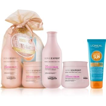 L'Oréal Professionnel Série Expert Vitamino Color set cosmetice III.