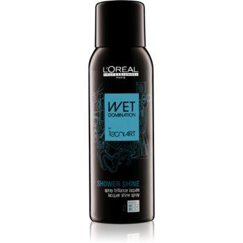 L'Oréal Professionnel Tecni Art Wet Domination spray pentru par pentru stralucire