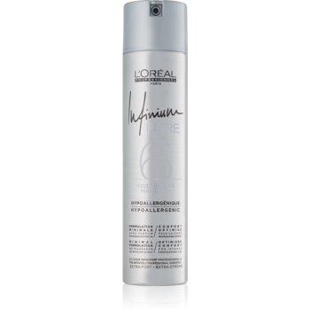 L'Oréal Professionnel Infinium Pure Spray de pãr hipoalergenic cu fixare foarte puternica imagine produs