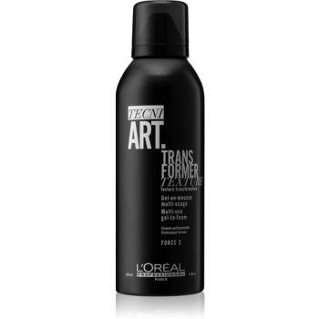 L'Oréal Professionnel Tecni.Art Transformer gel styling gel pentru volum și formă