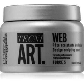 L'Oréal Professionnel Tecni.Art Web Design stylingová pasta pro strukturu a lesk 150 ml