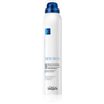 L'Oréal Professionnel Serioxyl Volumizing Coloured Spray spray colorat pentru păr cu volum