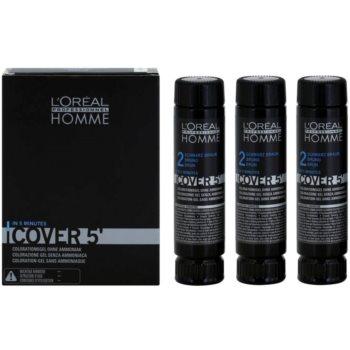 L'Oréal Professionnel Homme Color Hair Color 3 pcs 1