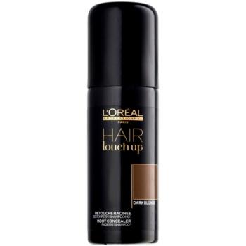 L'Oréal Professionnel Hair Touch Up vlasový korektor odrostů a šedin odstín Dark Blonde 75 ml