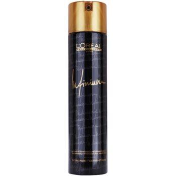 LOréal Professionnel Infinium spray de păr profesional, cu fixare foarte puternică