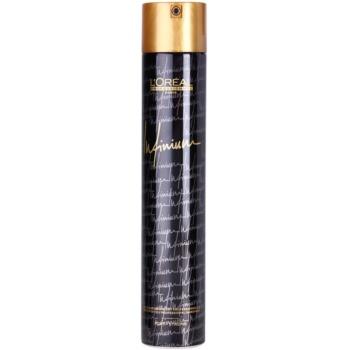 L'Oréal Professionnel Infinium profesionální lak na vlasy silné zpevnění