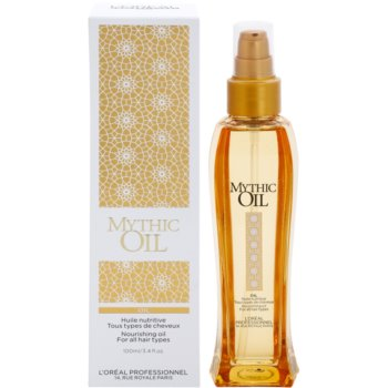 L'Oréal Professionnel Mythic Oil Nourishing Oil For All Types Of Hair 2