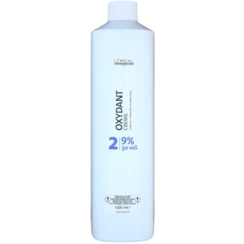 Fotografie L'Oréal Professionnel Oxydant Creme aktivační emulze 9% 30 Vol. 1000 ml