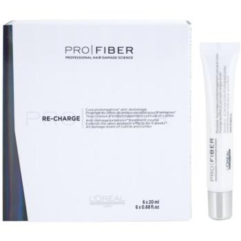 L'Oréal Professionnel Pro Fiber Re-Charge cuidado restaurador para cabelo danificado