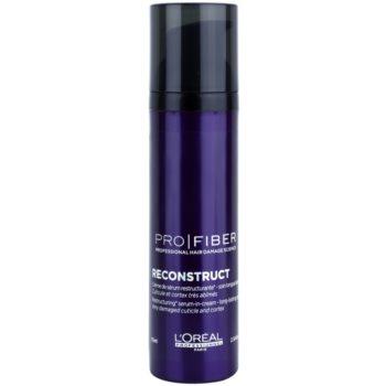 L'Oréal Professionnel Pro Fiber Reconstruct serum regenerujące do bardzo suchych i zniszczonych włosów