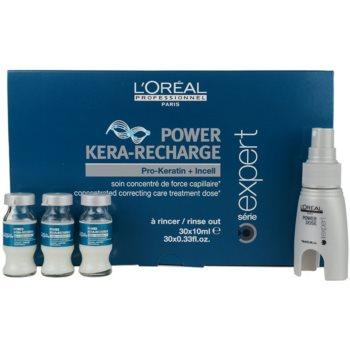 L'Oréal Professionnel Série Expert Pro-Keratin Refill відновлююча сироватка для слабкого волосся 1