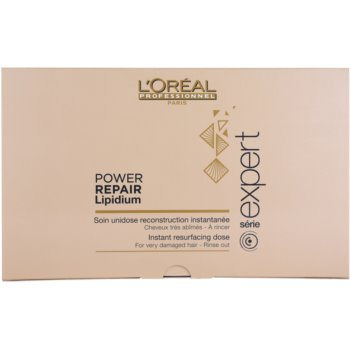 L'Oréal Professionnel Série Expert Absolut Repair Lipidium takojšnja nega za zelo poškodovane lase 3