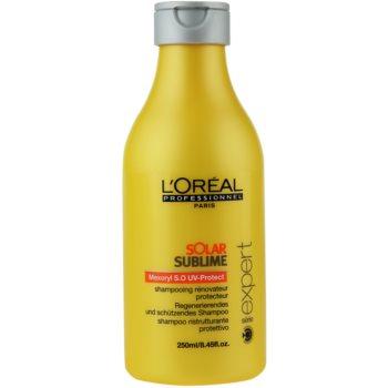 L'Oréal Professionnel Série Expert Solar Sublime champô regenerador para cabelo danificado pelo sol