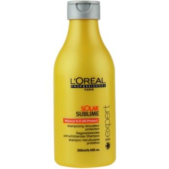 L'Oréal Professionnel Série Expert Solar Sublime sampon pentru regenerare pentru par expus la soare