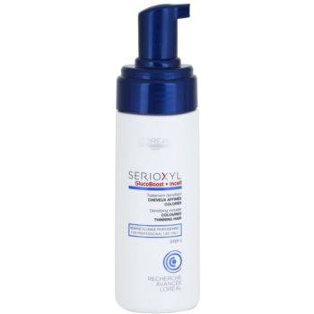 L'Oréal Professionnel Serioxyl мус для збільшення густоти фарбованого волосся 1