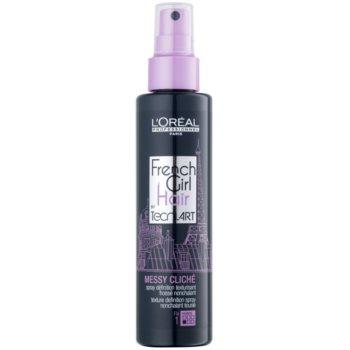L'Oréal Professionnel Tecni.Art French Girl Hair spray styling pentru par fin si normal