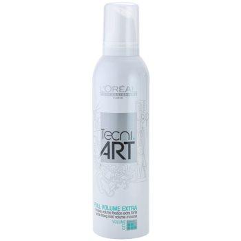 L'Oréal Professionnel Tecni Art Volume spuma de par pentru extra volum