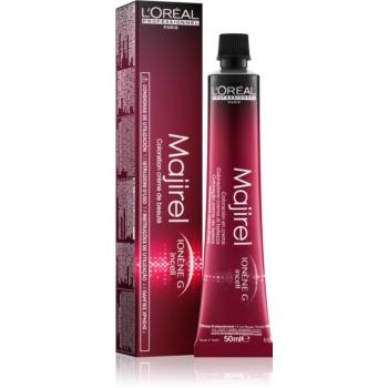 Fotografie L'Oréal Professionnel Majirel barva na vlasy odstín 6,35 50 ml