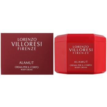 Lorenzo Villoresi Alamut tělový krém unisex