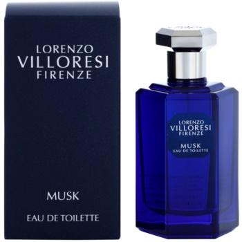 Lorenzo Villoresi Musk woda toaletowa unisex