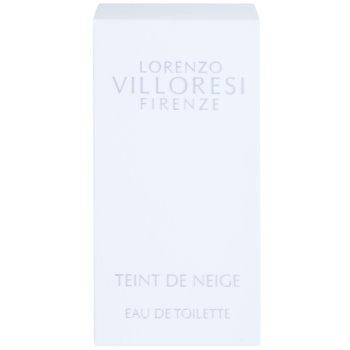 Lorenzo Villoresi Teint de Neige toaletna voda uniseks 4