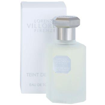 Lorenzo Villoresi Teint de Neige toaletna voda uniseks 1