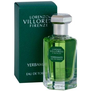 Lorenzo Villoresi Yerbamate тоалетна вода унисекс 1