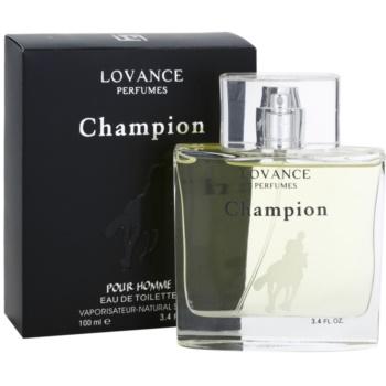 Lovance Champion Pour Homme Eau de Toilette für Herren 1