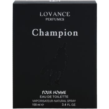 Lovance Champion Pour Homme Eau de Toilette für Herren 4