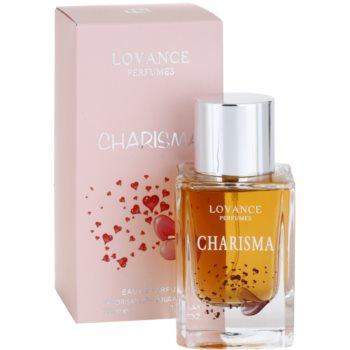 Lovance Charisma Eau de Parfum für Damen 1