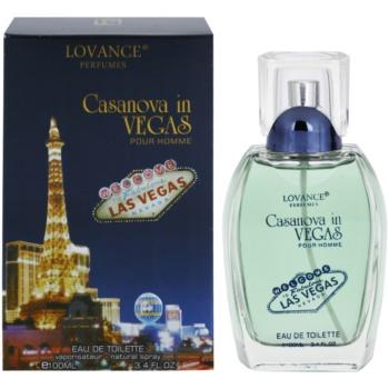 Lovance Casanova in Vegas eau de toilette para hombre