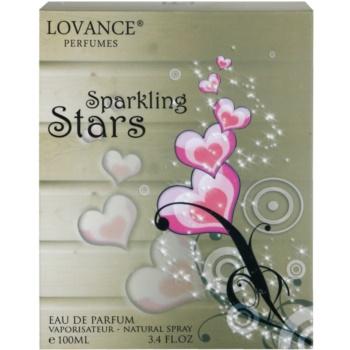 Lovance Sparkling Stars Eau de Parfum für Damen 4