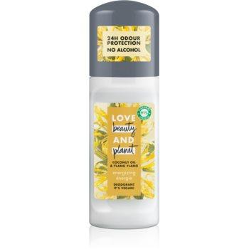 Love Beauty & Planet Energizing deodorant roll-on poza noua