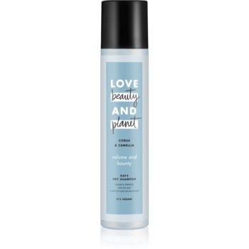 Love Beauty & Planet Volume and Bounty ?ampon uscat pentru par fin imagine produs