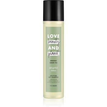 Love Beauty & Planet Delightful Detox ?ampon uscat înviorãtor pentru par gras imagine produs