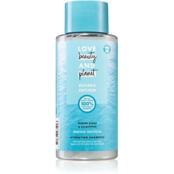 Love Beauty & Planet Oceans Edition Marine Moisture sampon hidratant poza noua