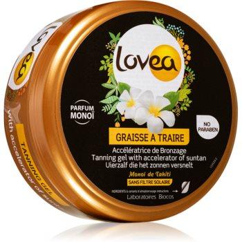 Lovea Tanning Gel Monoi gel crema pentru un bronz intens imagine produs