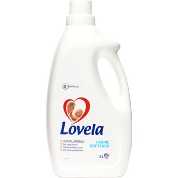 Lovela White and Colors Weichspüler 2000 ml
