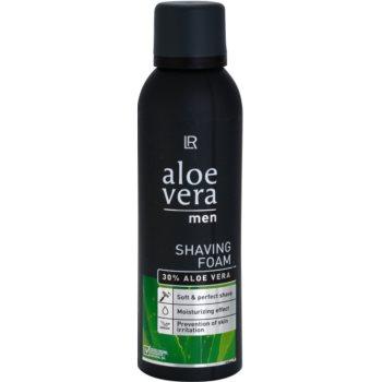 LR Aloe Vera Men espuma de barbear com efeito hidratante