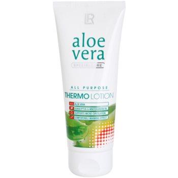 LR Aloe Vera Special Care wärmende Milch für den Körper