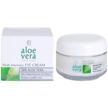LR Aloe Vera Face Care creme de olhos anti-inchaço 1