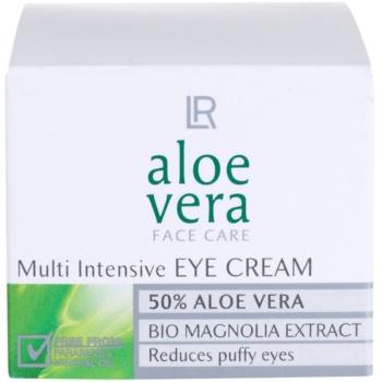 LR Aloe Vera Face Care creme de olhos anti-inchaço 2