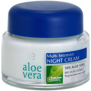 LR Aloe Vera Face Care crema regeneratoare de noapte