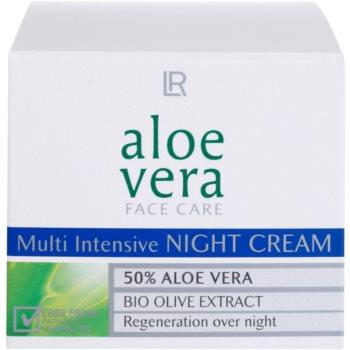 LR Aloe Vera Face Care crema regeneratoare de noapte 2