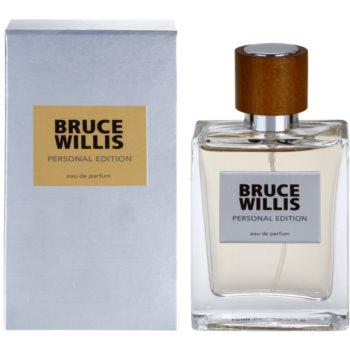 LR Bruce Willis Personal Edition Eau de Parfum para homens