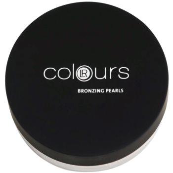 LR Colours tonirani bronz biseri za obraz
